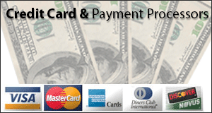 Credit Card & Payment Processors