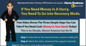 Get Recovery Mode Basic Training For FREE